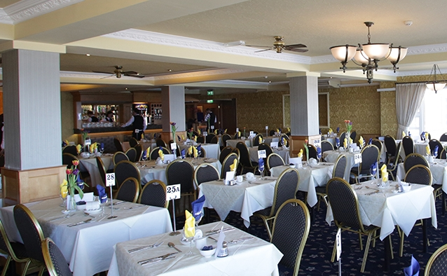 function room royal court hotel