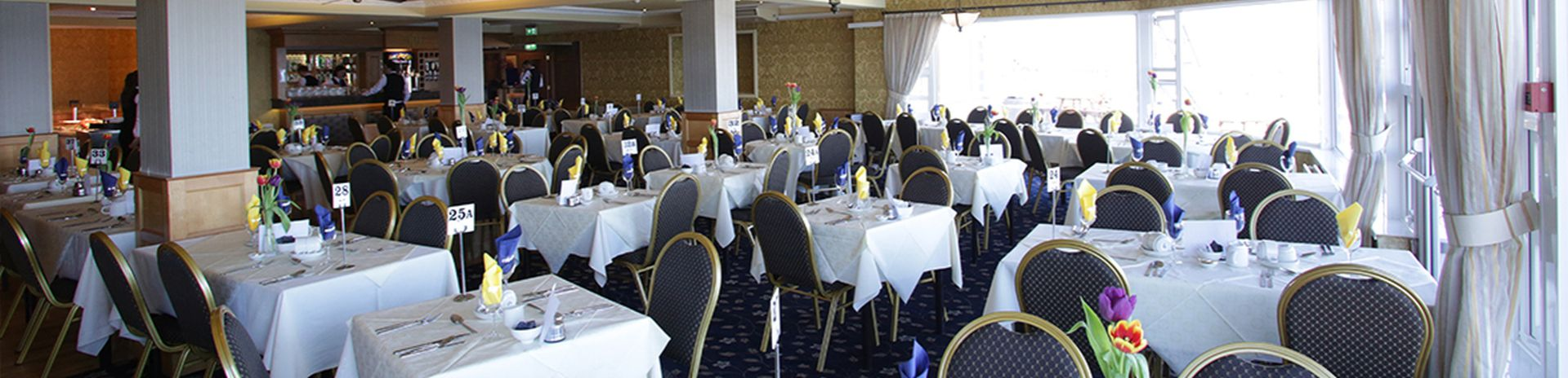 events room at royal court hotel