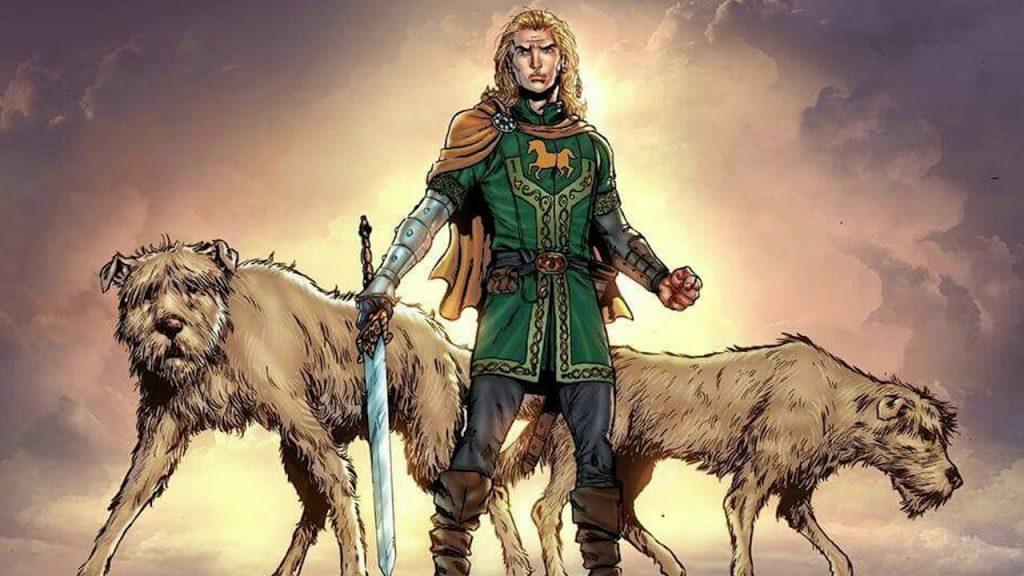 Legend of Fionn MacCumhaill