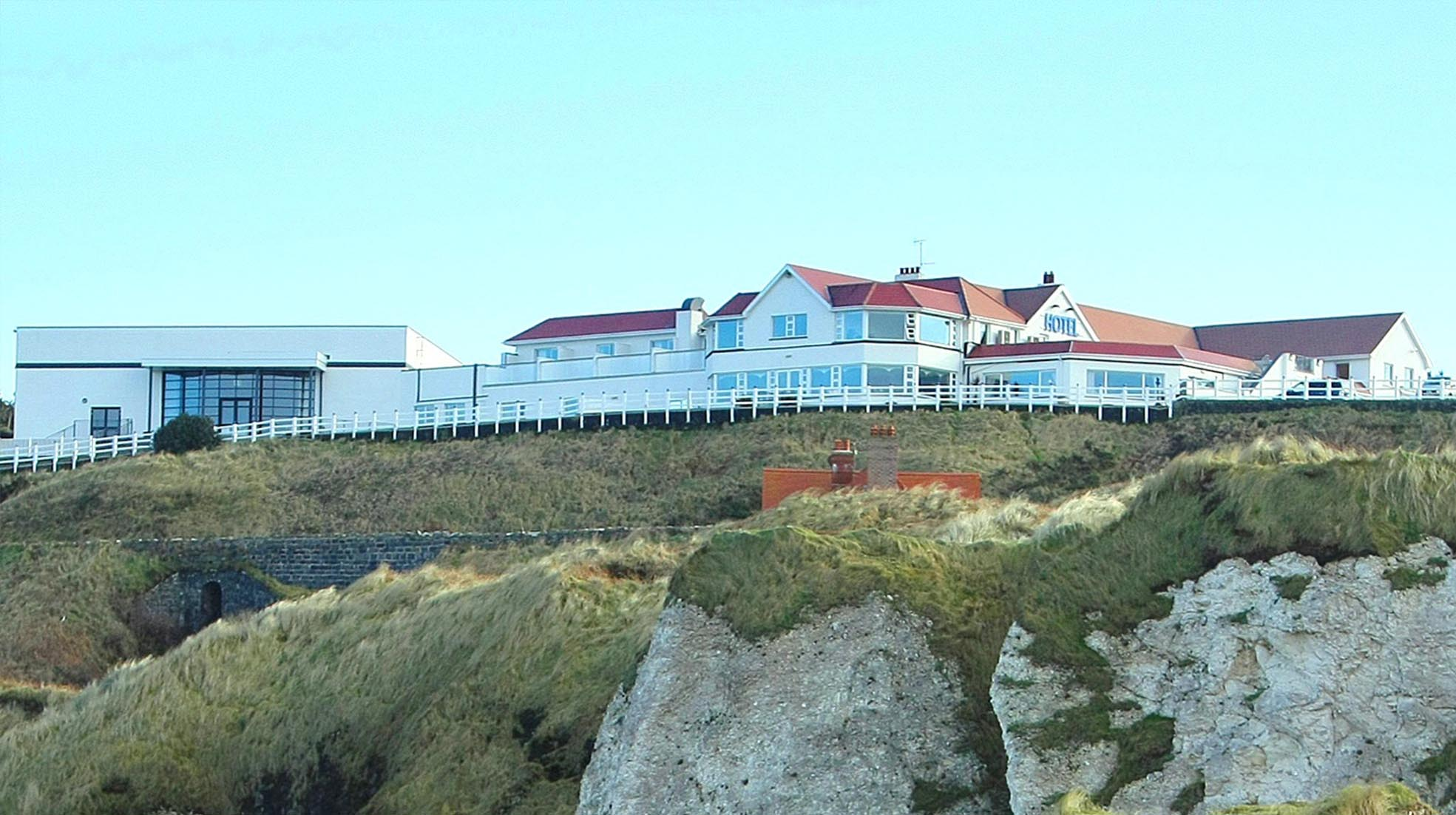Royal court Cliff beach