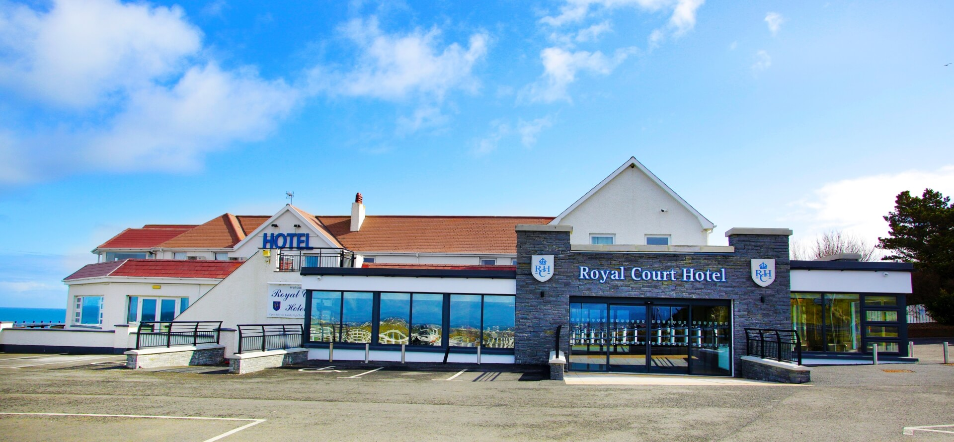 Royal Court Hotel Portrush
